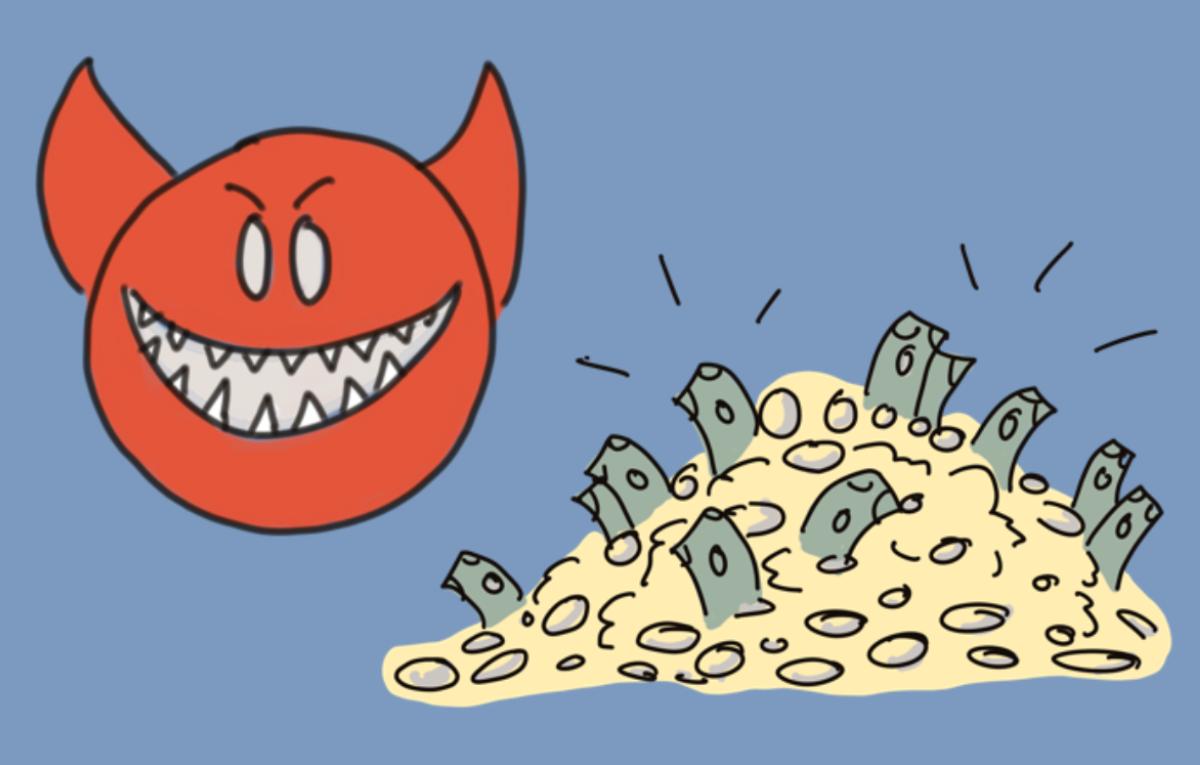 das kapitalfressende Monster
